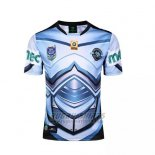 Cronulla Sharks Rugby Shirt 2017 Home