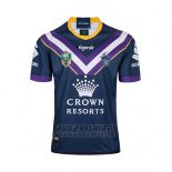 Melbourne Storm Rugby Shirt 2018 Home