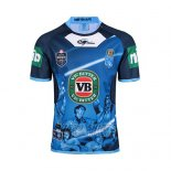 NSW Blues Rugby Shirt 2017 Home