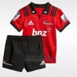 Kid's Kits Crusaders Rugby Shirt 2018-19 Home