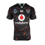 New Zealand Warriors Rugby Shirt 2017-18 Home
