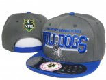 NRL Snapbacks Caps Bulldogs(2)