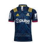 Highlanders Rugby Shirt 2018-19 Home