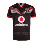 New Zealand Warriors Rugby Shirt 2016 Home