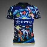 North Queensland Cowboys Rugby Shirt 2016 Indigenousus