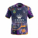 Melbourne Storm Rugby Shirt 2018-19 Conmemorative