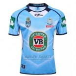 Nsw Blues Rugby Shirt Home