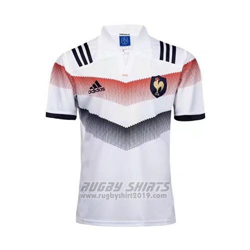 France Rugby Shirt 2017-18 Away
