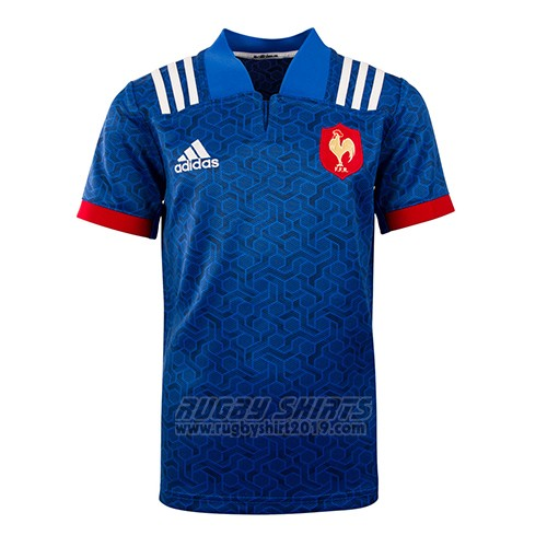 France Rugby Shirt 2018-19 Home
