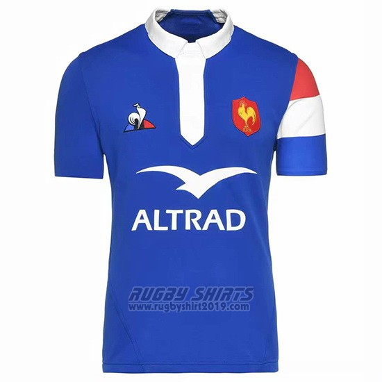 Jersey France Rugby 2018-19 Blue