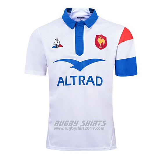 Jersey France Rugby 2018-19 White