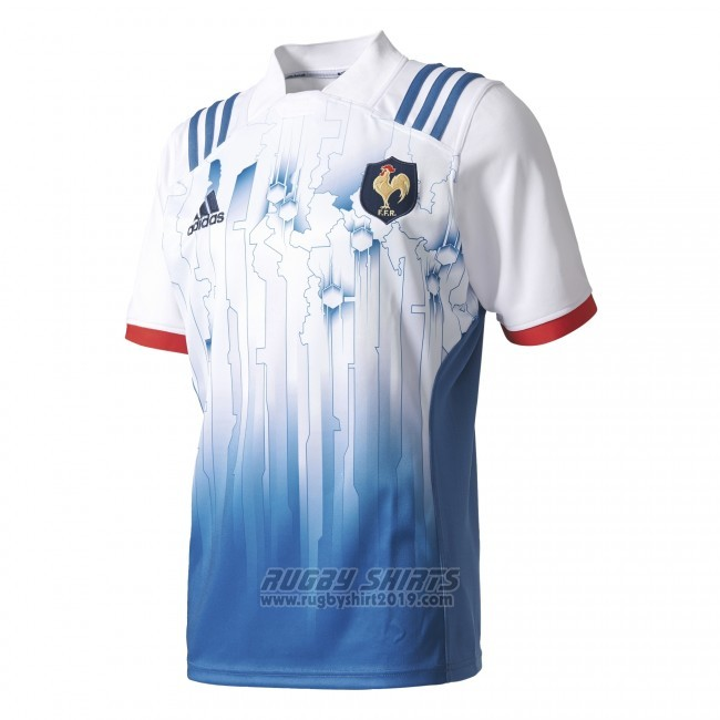 Jersey France Rugby 2018 Home
