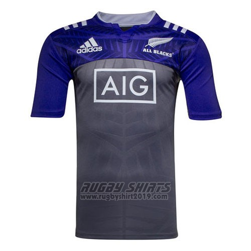 New Zealand All Blacks Rugby Shirt 2016 Training