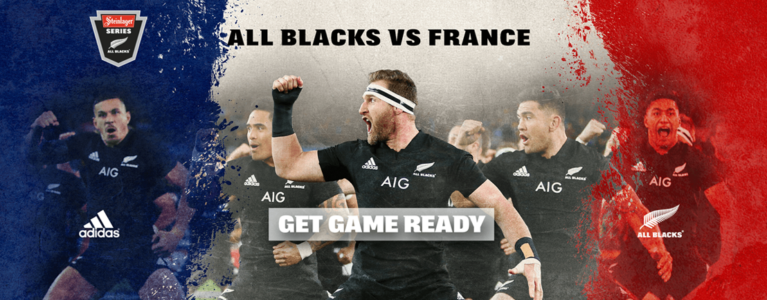 New Zealand Rugby Shirt 2018 2019