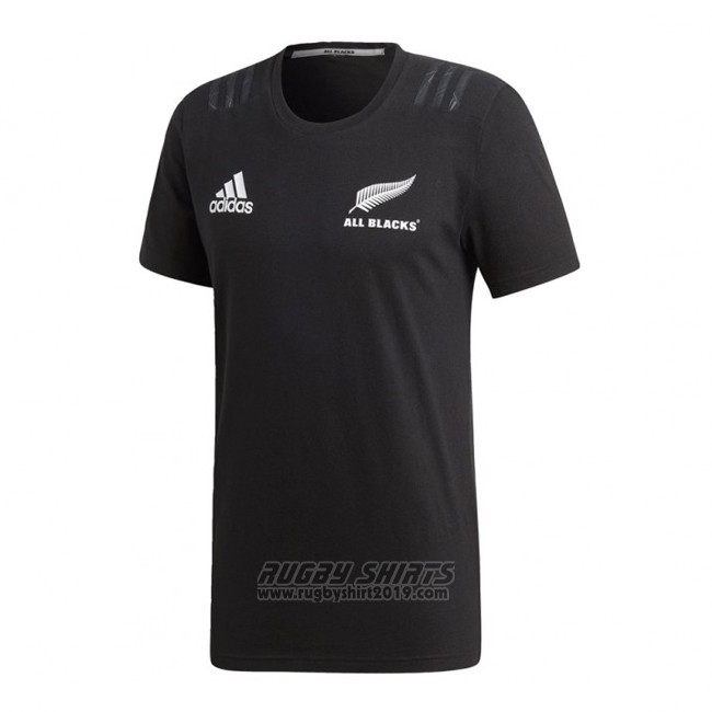 Jersey New Zealand All Blacks Rugby 2018 Black