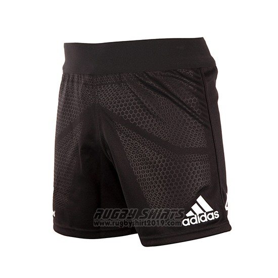 New Zealand All Blacks Rugby 2019 Home Shorts