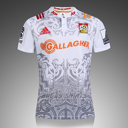 Chiefs Rugby Shirt 2016 Away