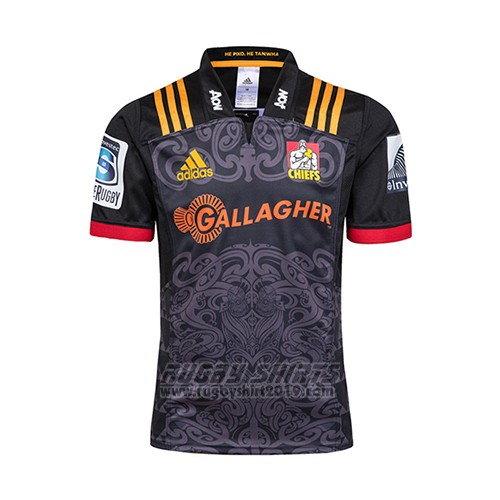 Chiefs Rugby Shirt 2018-19 Home