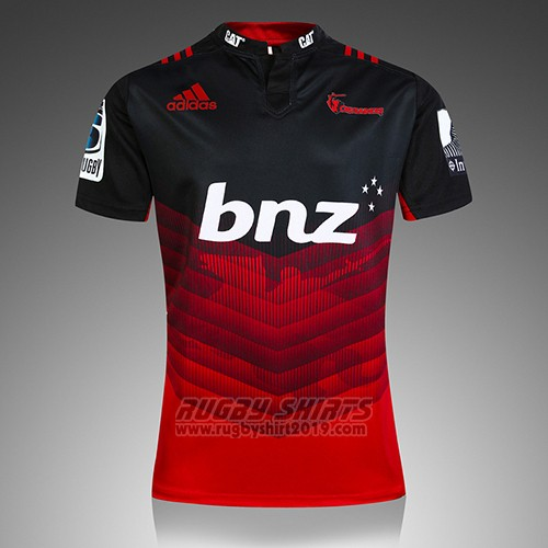 Crusaders Rugby Shirt 2016-17 Home
