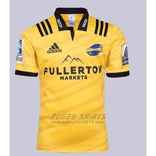 Hurricanes Rugby Shirt 2017 Home