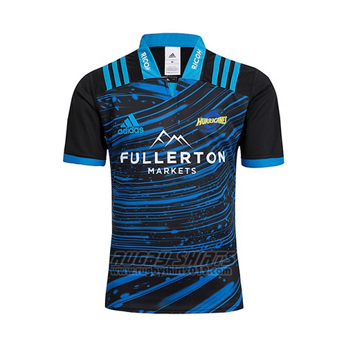 Hurricanes Rugby Shirt 2018-19 Training