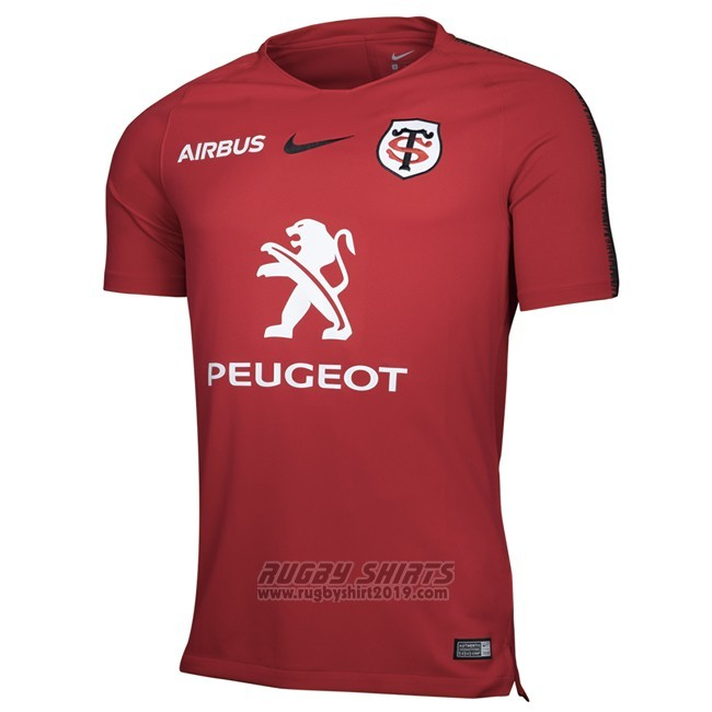Jersey Stade Toulousain Rugby 2018-2019 Training